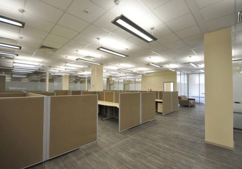 Монтаж офисной мебели