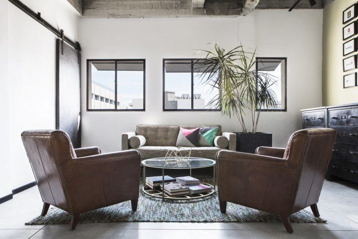 Дизайнерская мебель для офиса
